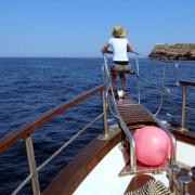 Berlenga Island Boat Approach