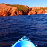 Berlenga Islandm Kayaking