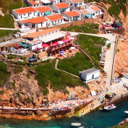 Berlenga Island Fisherman's Village