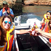 Berlenga Island Glass Bottom Boat