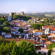 Óbidos Walls and Village