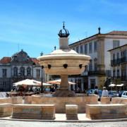 Évora Giraldo Square