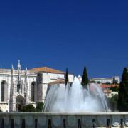 Lisbon Belém Gardens and Jerónimos Monastery