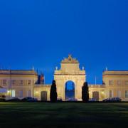 Sintra Seteais Palace by Night