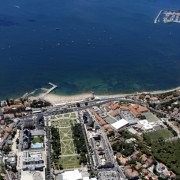 Cascais and Estoril Coast Aerial