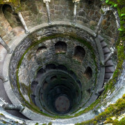 Sintra Quinta da Regaleira Well