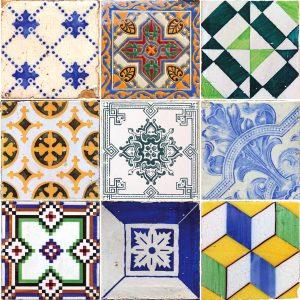 Various Tiles