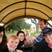 Quinta da Lagoalva de Cima Horse-Drawn Carriage Ride