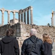 Évora - Templo Romano