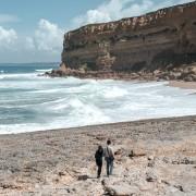 Praia da Foz - Couple
