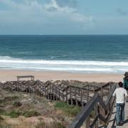 Praia da Lagoa de Albufeira - Couple (2)