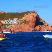 Berlenga Island Kayaking