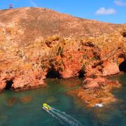 Berlenga Island Cliffs