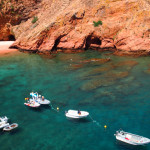 Berlenga Island Bay and Beach