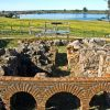 Évora Tourega Roman Ruins