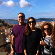 Lisbon Nossa Senhora do Monte Belvedere