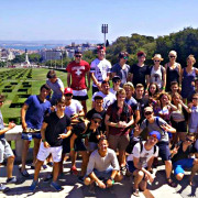 Lisbon Edward VII Park Belvedere