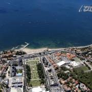 Cascais and Estoril Coast Aerial