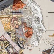 Artists: Vhils and Pixel Pancho