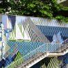 Lisbon Maria Keil Tile Panel